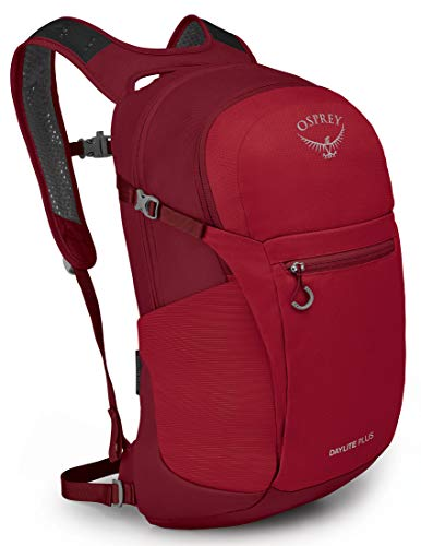 Osprey Traveling, Cosmic Red, One Size