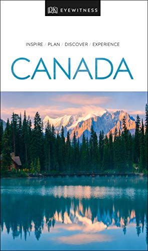 Compare Textbook Prices for DK Eyewitness Canada Travel Guide  ISBN 9780241365328 by DK Eyewitness