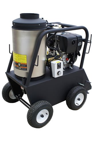 diesel powered pressure washers Cam Spray 25006QD Q Series Portable Diesel Fired Diesel Powered Hot Water Pressure Washer, 2500 psi, 50' Hose