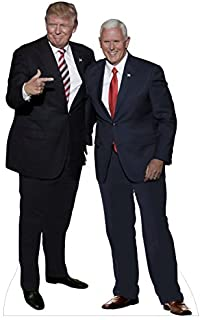 38031Donald Trump y Mike peniques