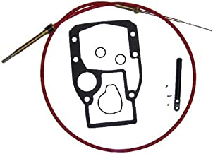 Tungsten Marine Shift Cable Kit for OMC Cobra Sterndrive replaces 987661 986654 987498