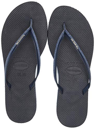 Havaianas Damen You Jeans Sandale, Marineblau, 39/40 EU
