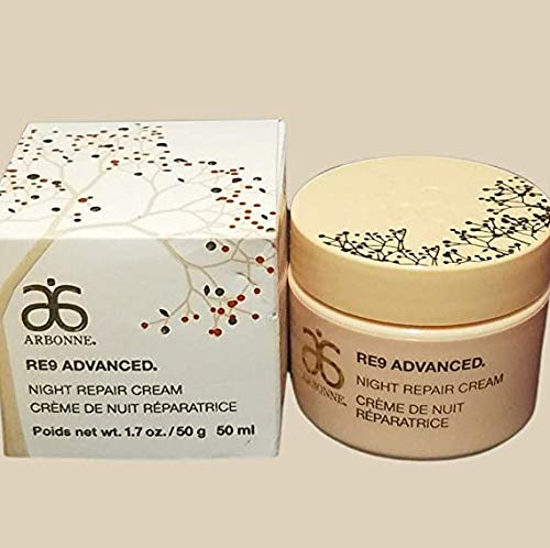 Arbonne Re9 Advanced Night Repair Cream