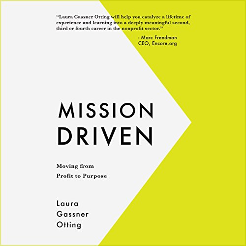 Mission Driven audiobook cover art