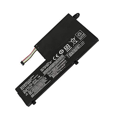 WXKJSHOP - Batería de repuesto compatible con Lenovo Flex 3-1470 Flex 3-1570 Flex 3-1480 80R30007US Flex 3-1580 Edge 2-1580 5B10J40590 L14M3P21 Series Lenovo Ideapad 510S-14ISK Series