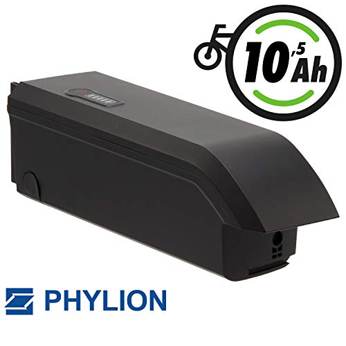 Phylion Fahrradakku SF-06 Joycube E-Bike Pedelec 48V 10,5Ah Fischer DHS u.a.