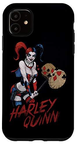 iPhone 11 Harley Quinn Big Hammer Case