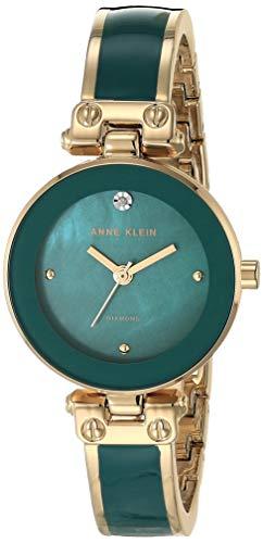 Anne Klein Dress Watch (Model: AK/1980GNGB)