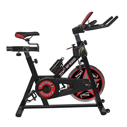 Spin Bike SP5000 IFIT App Bluetooth Professional Volante 25 kg