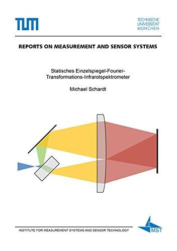 Statisches Einzelspiegel-Fourier-Transformations-Infrarotspektrometer (Reports on Measurement and Sensor Systems)