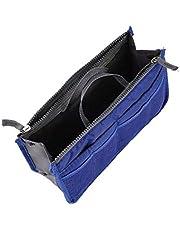 حقيبة سفر مضادة للماء منظم 13 جيب للجنسين حقيبة متعددة الاستخدامات ، رويال بلو