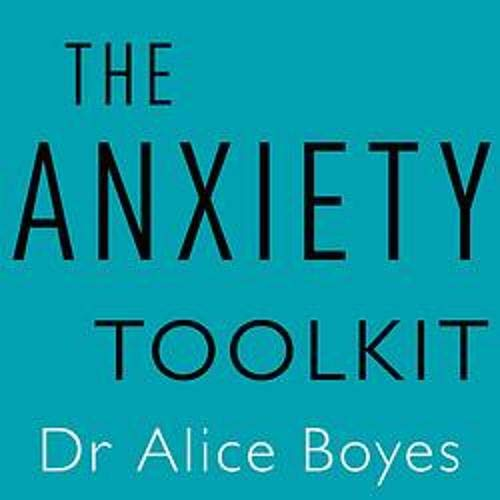 The Anxiety Toolkit cover art