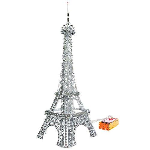 MECCANO–Eiffelturm 2.0, Baukasten (Bizak 61921760)
