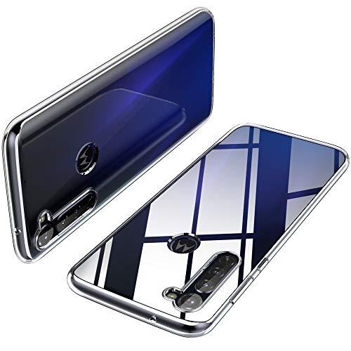 iBetter Diseño para Funda Motorola Moto G Pro Funda, [Protección de Cuatro ángulos] TPU con Superficie Mate Silicona Fundas para Motorola Moto G Pro.Transparente