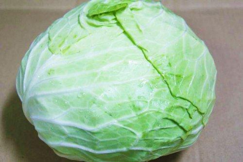 沖縄県産 キャベツ約1kg(1玉?2玉)