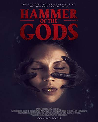 Hammer of The Gods (Archons) - Poster cm. 30 X 40