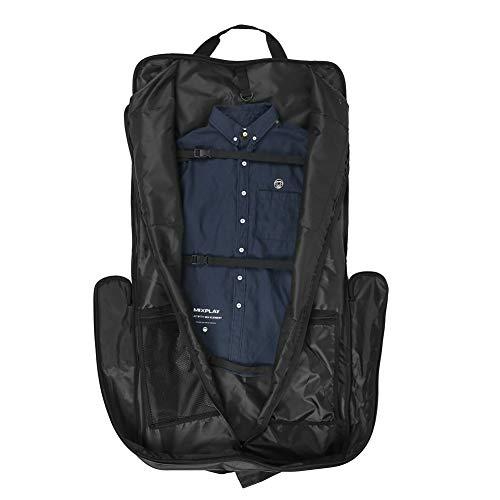 keyren Suit Carrier, Portable Travel Bag, Dust-Proof Travel for Suit Jackets Business Trip
