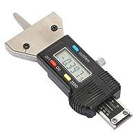 LCDスクリーンデジタルタイヤデプスゲージ、簡単操作デジタルタイヤデプスメーター、タイヤ検出ツール用タイヤ検出アクセサリー