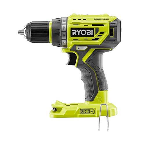 Ryobi 18Volt Brushless 1/2 Inch Drill Driver P252 (Bare Tool) (Bulk Packaged) (Renewed)