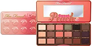 Too Faced Sweet Peach Eyeshadow Palette Authentic