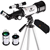 Gskyer Telescope, Travel Telescope, 70mm Astronomical Refractor...