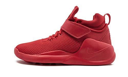 Nike Nike Jungen Kwazi (GS) Basketballschuhe, Rot (Action Red), 35.5 EU