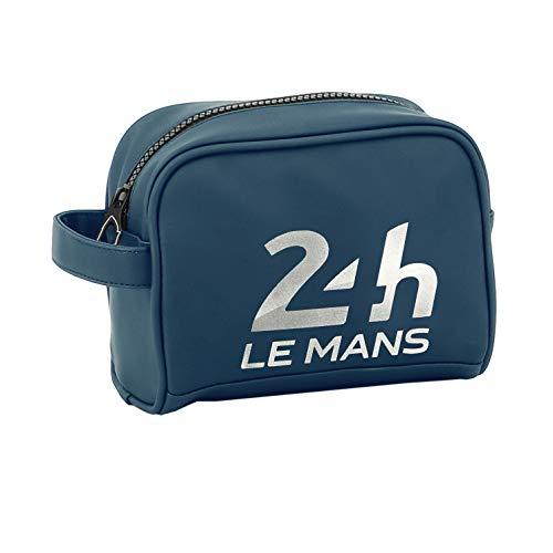 24H Le Mans Performance - Trousse de Toilette - 20.5cm - Polyuréthane - Bleu - LM500BL-24
