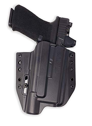 Holster for Glock 19 / 17 with Surefire X300 UA-UB - OWB...