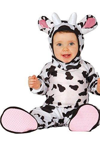 Guirca 83321.0 Déguisement de vache pour bébé, taille 12-24 mois