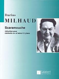 Scaramouche: Clarinet and Piano