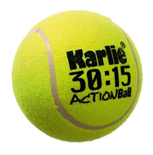 Karlie Tennisbälle ø: 13 cm gelb