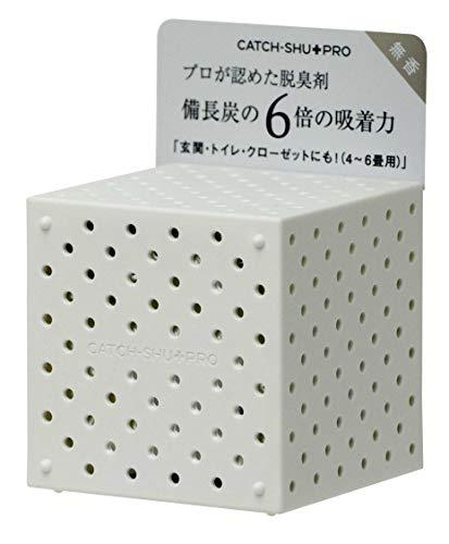 強力脱臭剤 キャッチシューPRO 置型 本体 レギュラーサイズ…