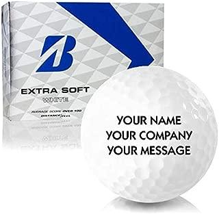 Bridgestone Extra Soft Personalized Golf Balls