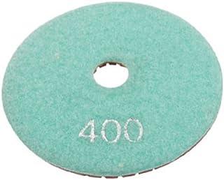 eDealMax granito Hormigón Pulido del Diamante pastilla de Disco, 400 Grit, DE 4 pulgadas