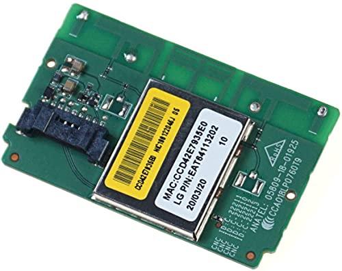 Replacement WiFi Module Board for LG TV Models 32LM620BPUA - 43UN6950ZUA - 65UM6900PUA Part Number EAT64113202