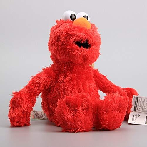 tianluo Stofftier Sesam-keks-Monster-plüschtier-niedliches Cartoon-weiches Gefülltes Spielzeug Für Kinder-Geschenke