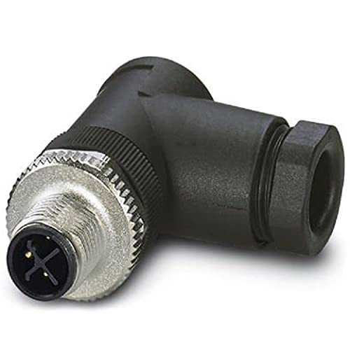 PHOENIX CONTACT SACC-DSI-M8FS-8CON-M10-L180 - Conector para sensor y accionador (8 pines, montaje con rosca de fijación M10, 6420 g)
