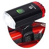 Greerride Wiederaufladbare Fahrradhelm-Leuchte – LED-Fahrradlichter vorne und hinten, die Sie...