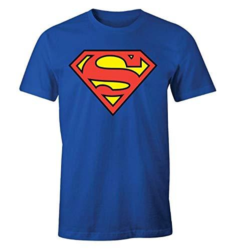 T-Shirt Enfant Superman DC Comics - Logo Classic