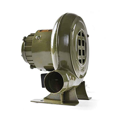 YANGSANJIN Blower,Electric Barbecue Blower - 220V Pure Copper Motor - Draagbare Open haard Ventilator - voor Barbecue,40W