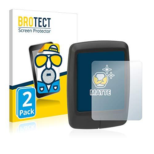 brotect Pellicola Protettiva Opaca Compatibile con Specialized Turbo Connect Display Pellicola Protettiva Anti-Riflesso (2 Pezzi)
