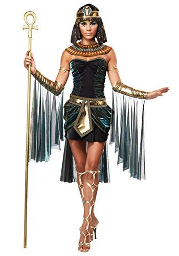 California Costume Disfraz de Diosa Divina egipcia