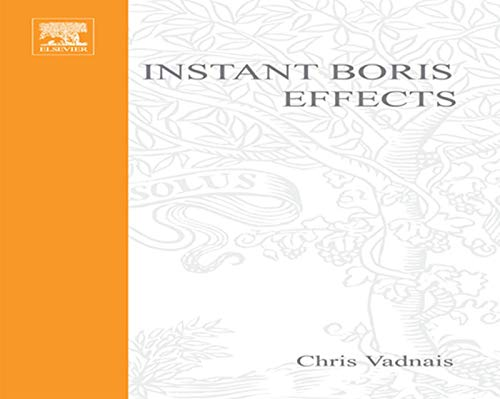 Instant Boris Effects (Instant Series)
