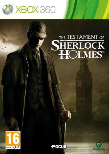 Ubisoft The Testament of Sherlock Holmes, Xbox 360