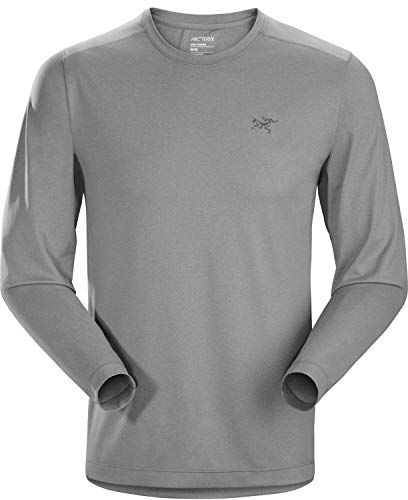 Arc'teryx Remige Shirt LS Men's   Warm Weather Hiking Top   Cryptochrome,...
