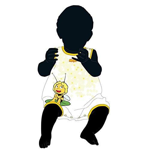 ABEJA MAYA Pelele Niña Bebé Sin Mangas (1 Mes)