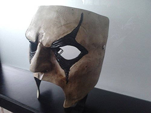 WRESTLING MASKS UK Jim Raíz Deluxe Fibra Slipknot Estilo M
