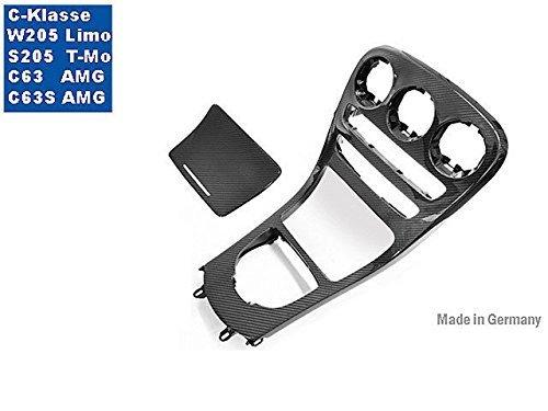 Best Prices! SCHAETZ W205 S205 C Class Carbon Fibre Fiber Centre Center Console C63 C63S AMG