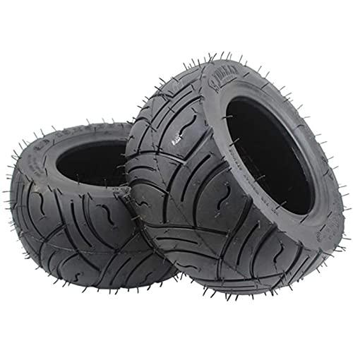 JTYX Neumático De Scooter Eléctrico, 13x5.00-6 Neumático De Vacío a Prueba De Explosiones, Antideslizante Y Resistente Al Desgaste, Adecuado De 13 Pulgadas