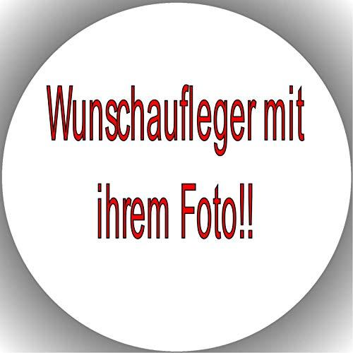 Fondant Tortenaufleger Tortenbild Wunschaufleger mit ihrem Foto!